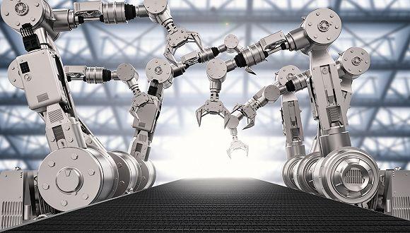 机械行业研究:工业机器人12月产量同比增长15.3% 增速回到双位数